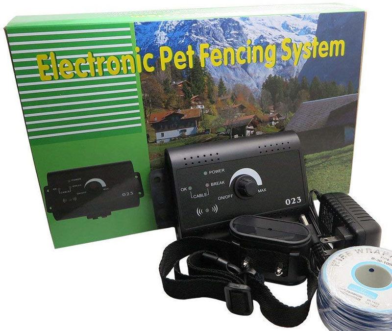 Electronic PetFence AB023
